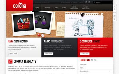 Joomla шаблоны Joomla скачать бесплатно на русском - фото 3